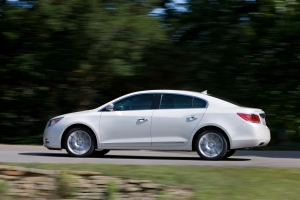 The 2010 Buick LaCrosse: Safe and Stylish
