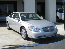 Certified Pre-Owned 2009 Buick Lucerne