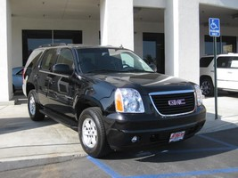 Certified Pre-Owned 2008 GMC Yukon SLE