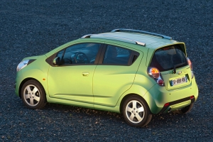 The future is soon: The Chevy Spark
