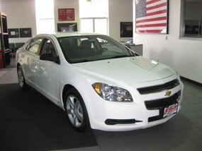 The 5-star safety rated 2010 Chevy Malibu