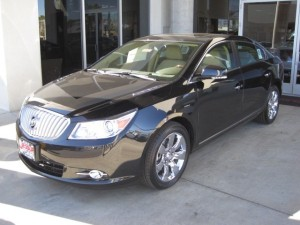 2010 Buick LaCrosse at Jessup Auto Plaza