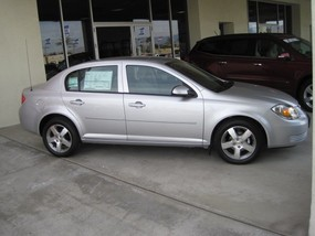 2010 Chevy Cobalt LT at Jessup Auto Plaza
