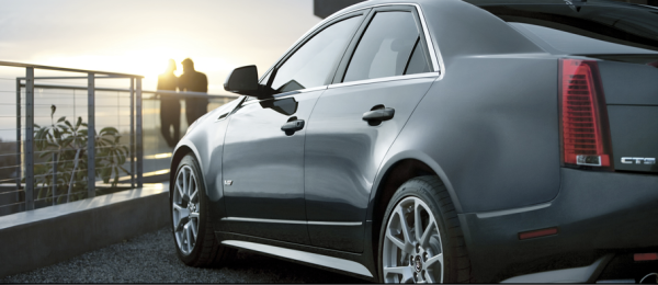 Get acquainted with the 2011 Cadillac CTS-V Sedan