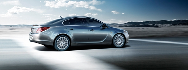 The new Buick Regal