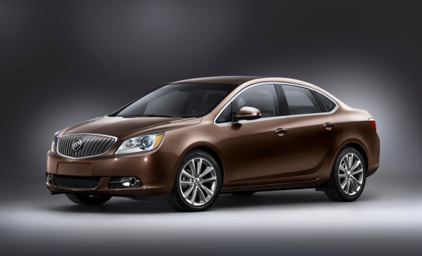 Meet the 2012 Buick Verano at our Coachella Valley Buick dealership