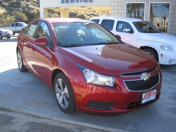 Get the 2011 Chevrolet Cruze at Jessup Auto Plaza
