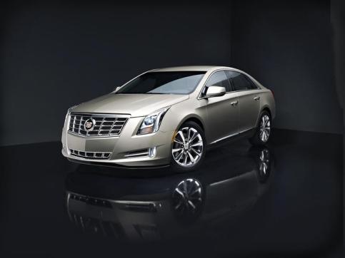 All-New 2013 Cadillac XTS