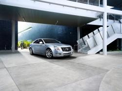 2013 Cadillac CTS Touring