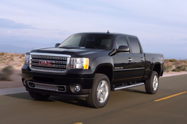 2013 GMC Sierra HD