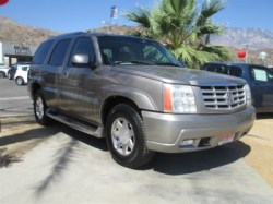 2002 Cadillac Escalade Palm Springs