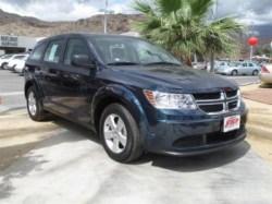 2013 Dodge Journey Palm Springs