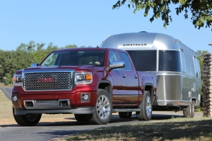 GMC Sierra Towing