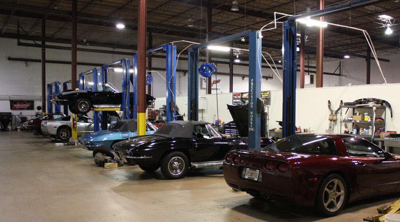 Corvette Service